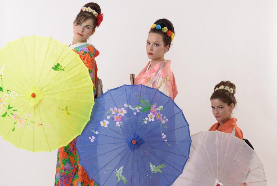 Japonské gejši