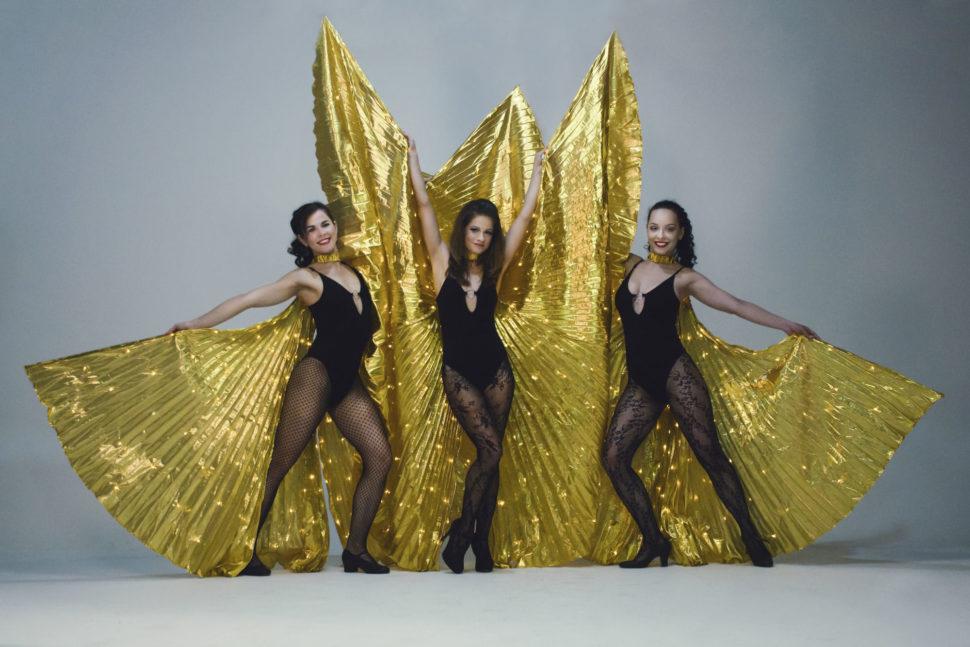 LED show - pixel poi - taneční vystoupení - Rinas Company