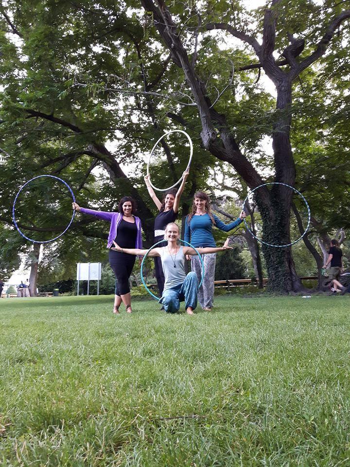 Workshopy - Hula hoop - Rinas Company