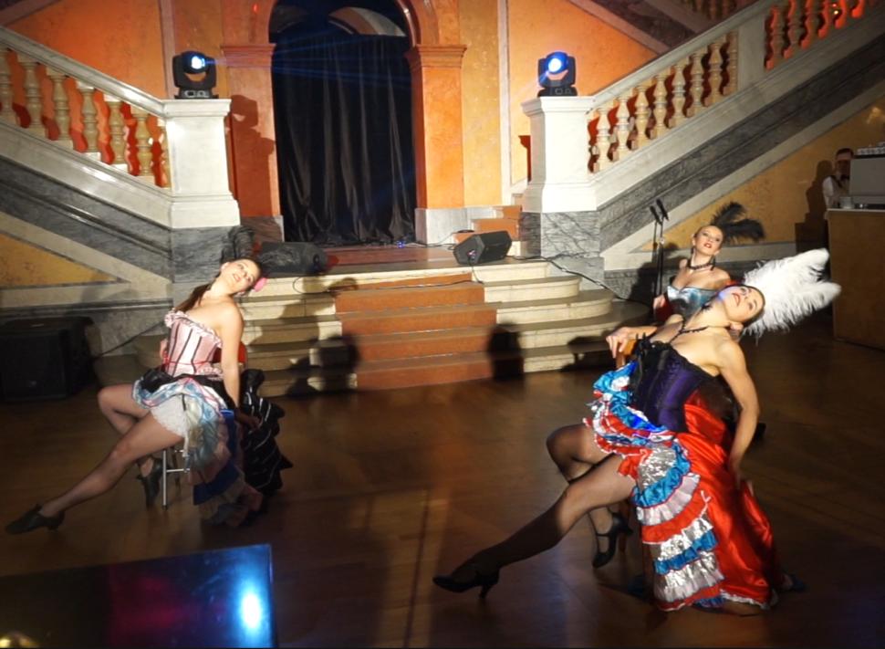 Moulin rouge & kankán - taneční vystoupení - Rinas Company