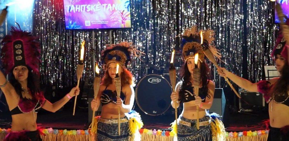 Tahity dance