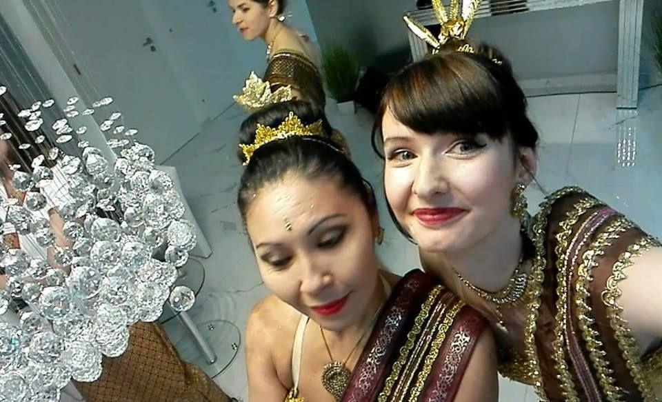 Thajské tance