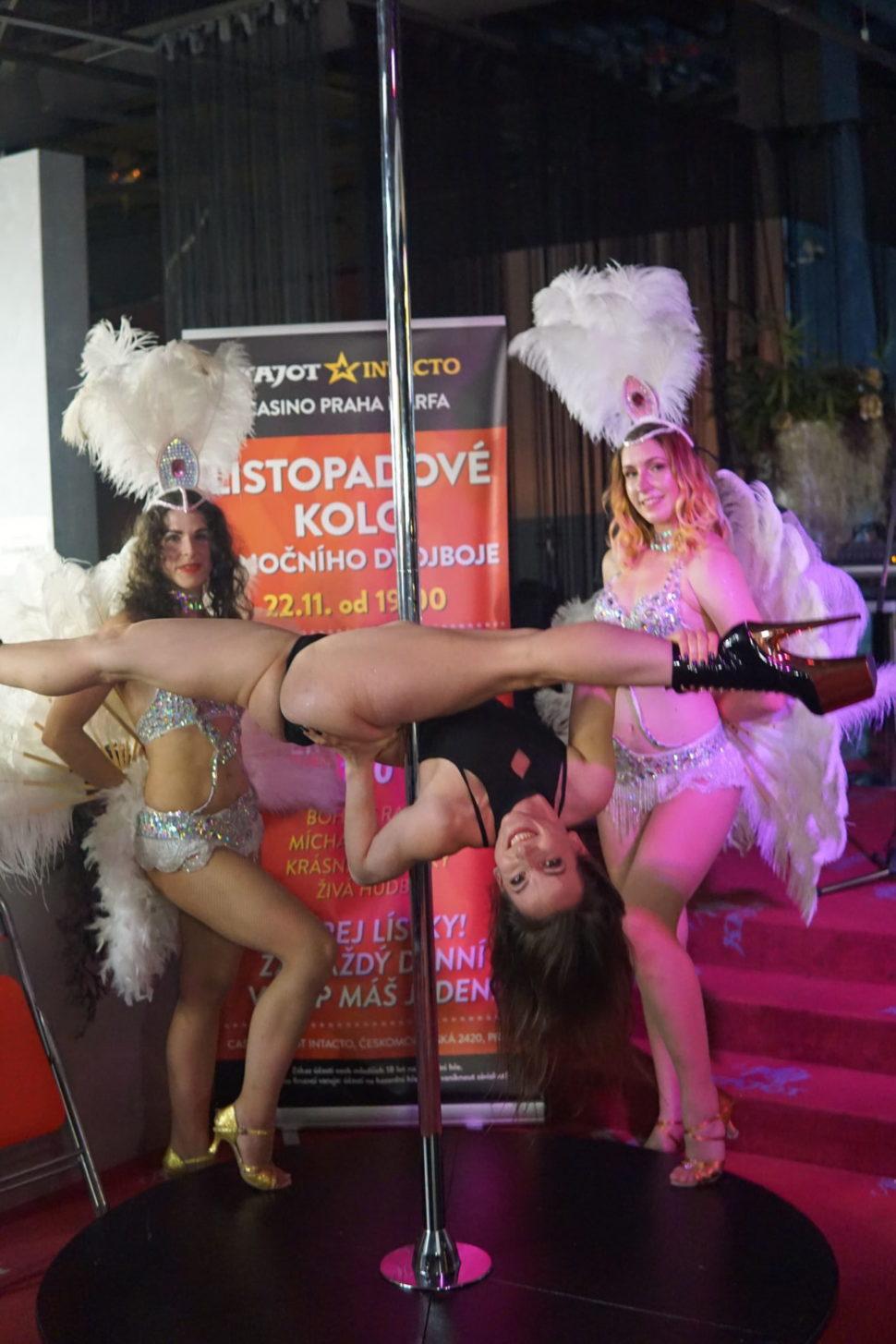 Burlesque kabaret